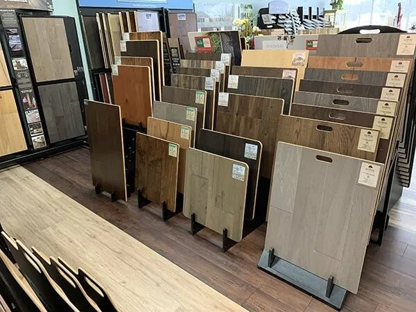 Modern wood flooring for your Port Neches, TX home from Odile's Fine Flooring & Design