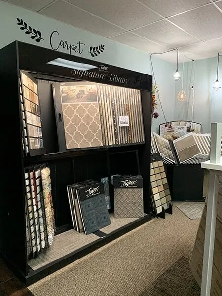 Signature carpet for your Beaumont, TX home from Odile's Fine Flooring & Design