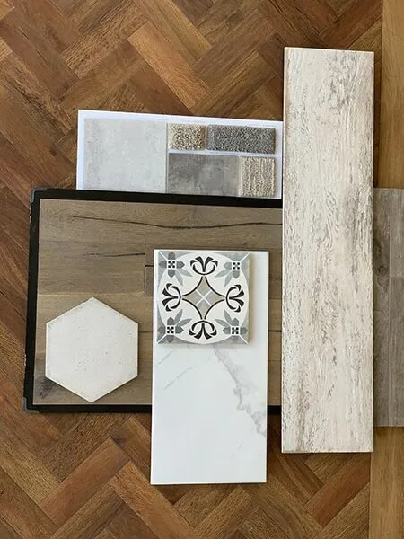 Get design combinations like these for your Orange, TX home from Odile's Fine Flooring & Design