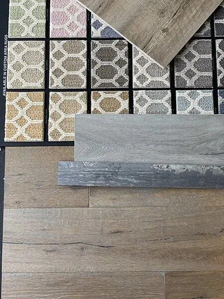 Modern hardwood and carpet designs for your Orange, TX home from Odile's Fine Flooring & Design