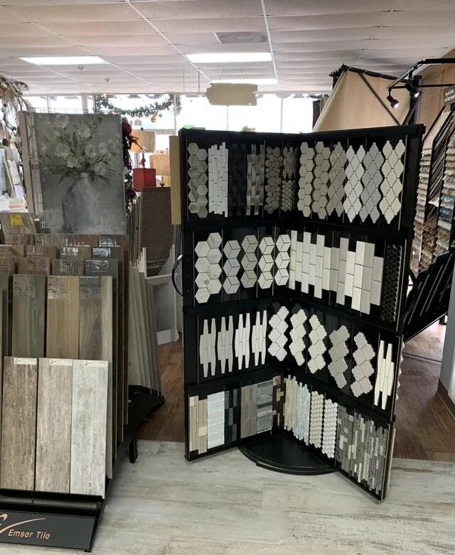 Modern tile patterns for your Port Arthur, TX home from Odile's Fine Flooring & Design