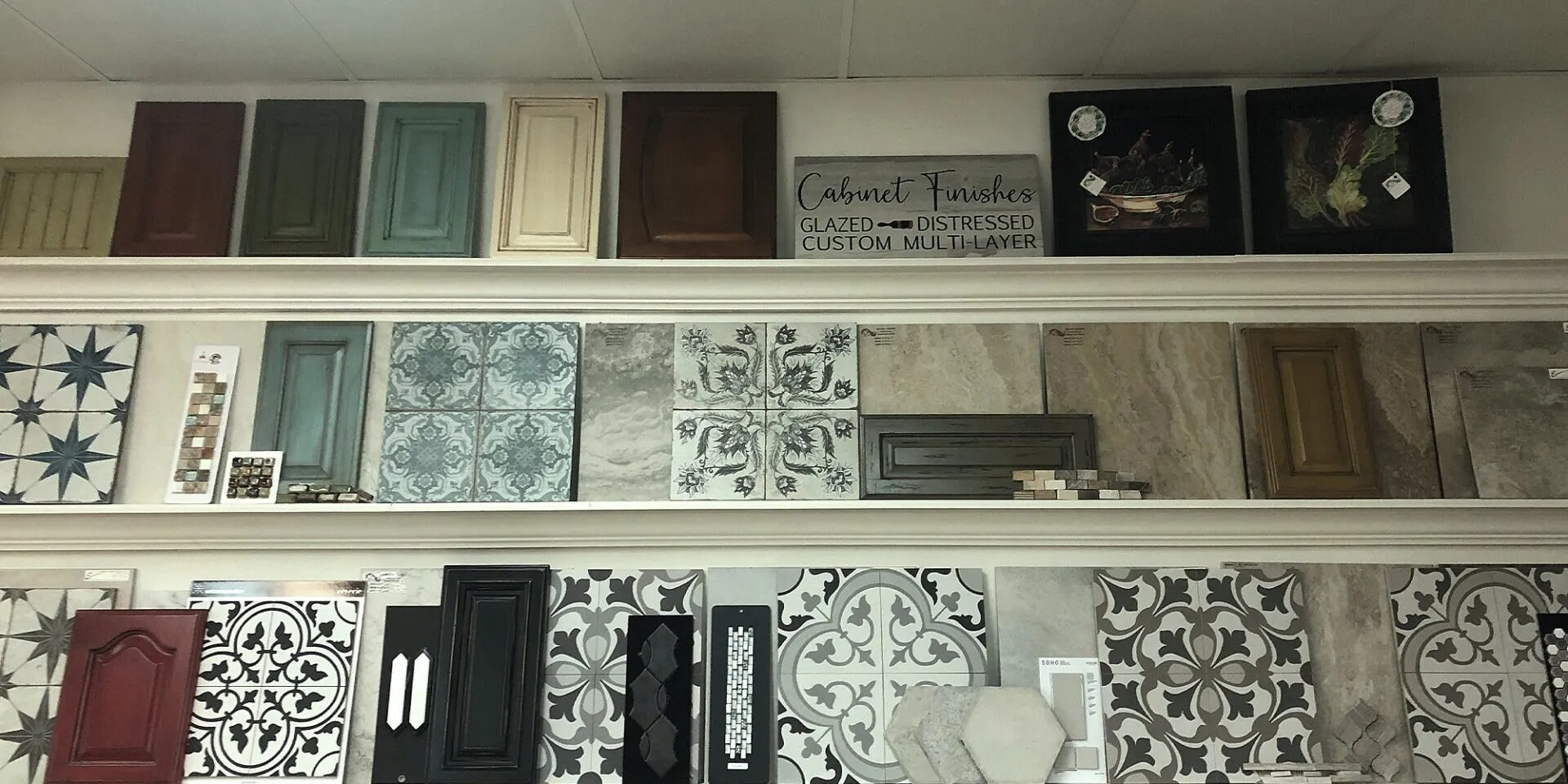 Beautiful mosaic tiles for your Beaumont, TX home from Odile's Fine Flooring & Design