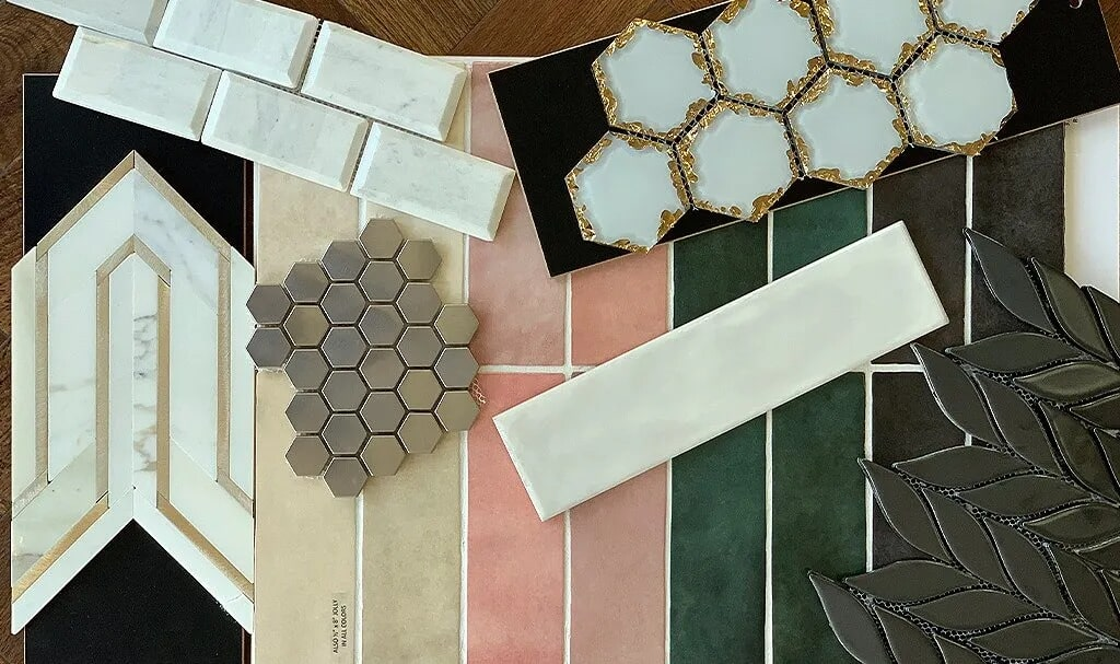 Find the perfect accent tile for your Orange, TX home from Odile's Fine Flooring & Design