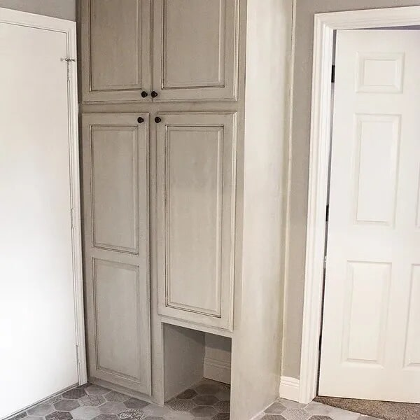 Custom cabinetry in Beaumont, TX from Odile's Fine Flooring & Design