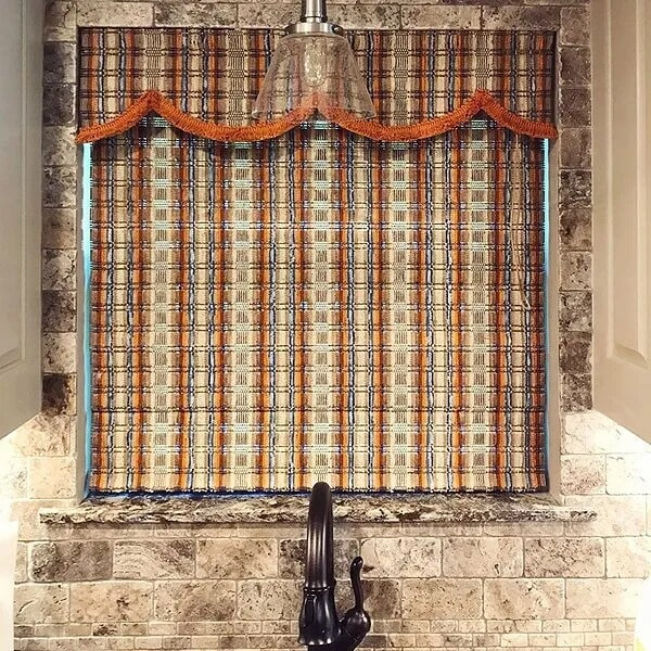 Beautiful window shade in Port Arthur, TX from Odile's Fine Flooring & Design