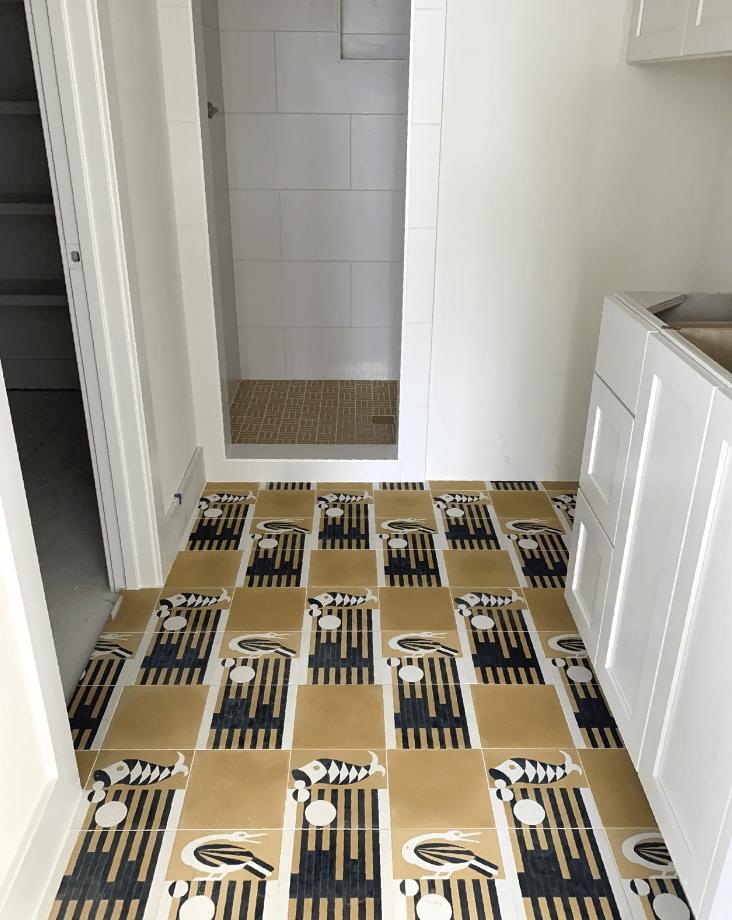 Tile flooring from Posh Floors in Horseshoe Bay, TX