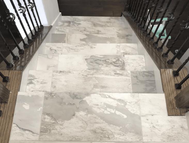 Tile flooring from Posh Floors in Spicewood, TX