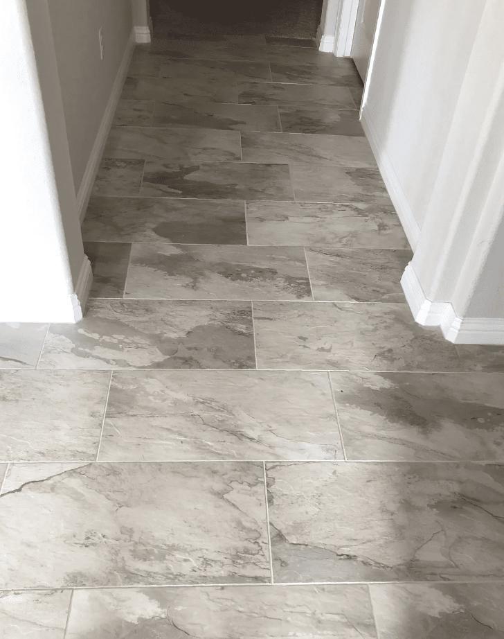 Tile flooring from Posh Floors in Lakeway, TX
