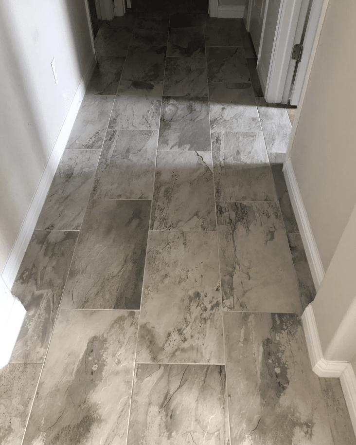 Tile flooring from Posh Floors in Austin, TX