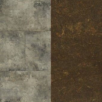 Vinyl tile - Sheet vinyl