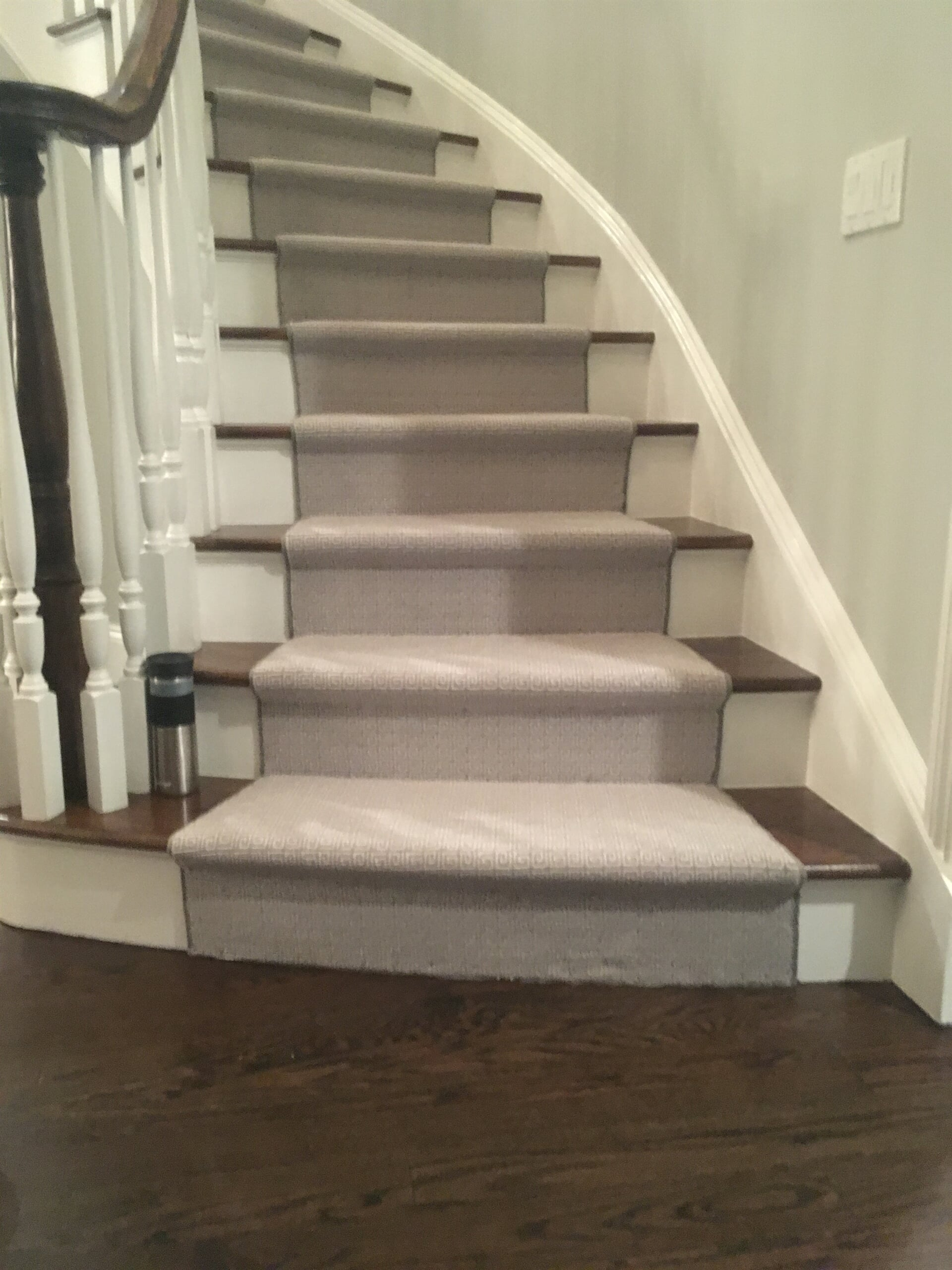 Carpet stair runners in Westchester, NY from Carpet Gallery