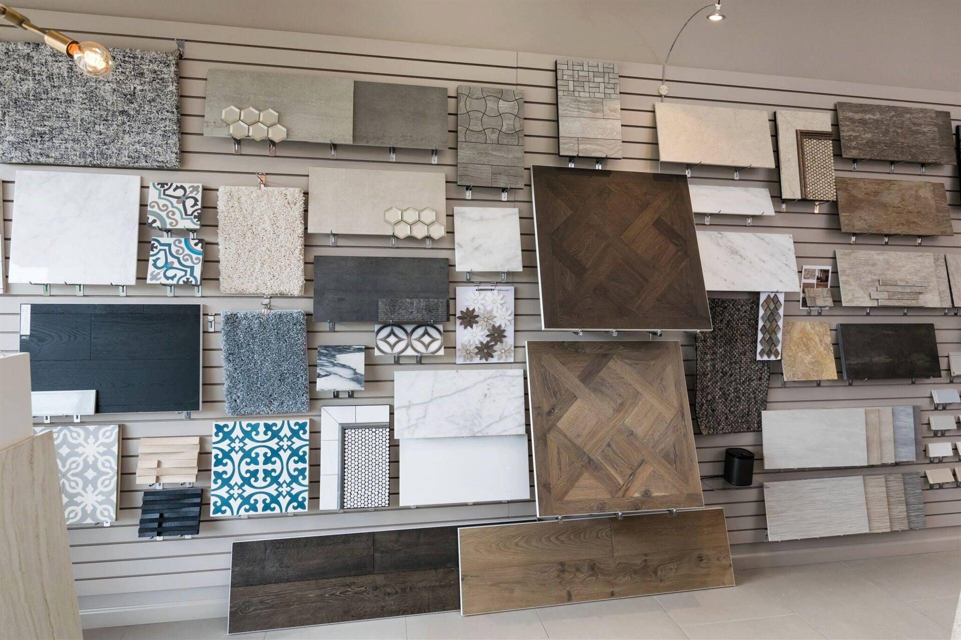Floor Source showroom in Frontenac, MO