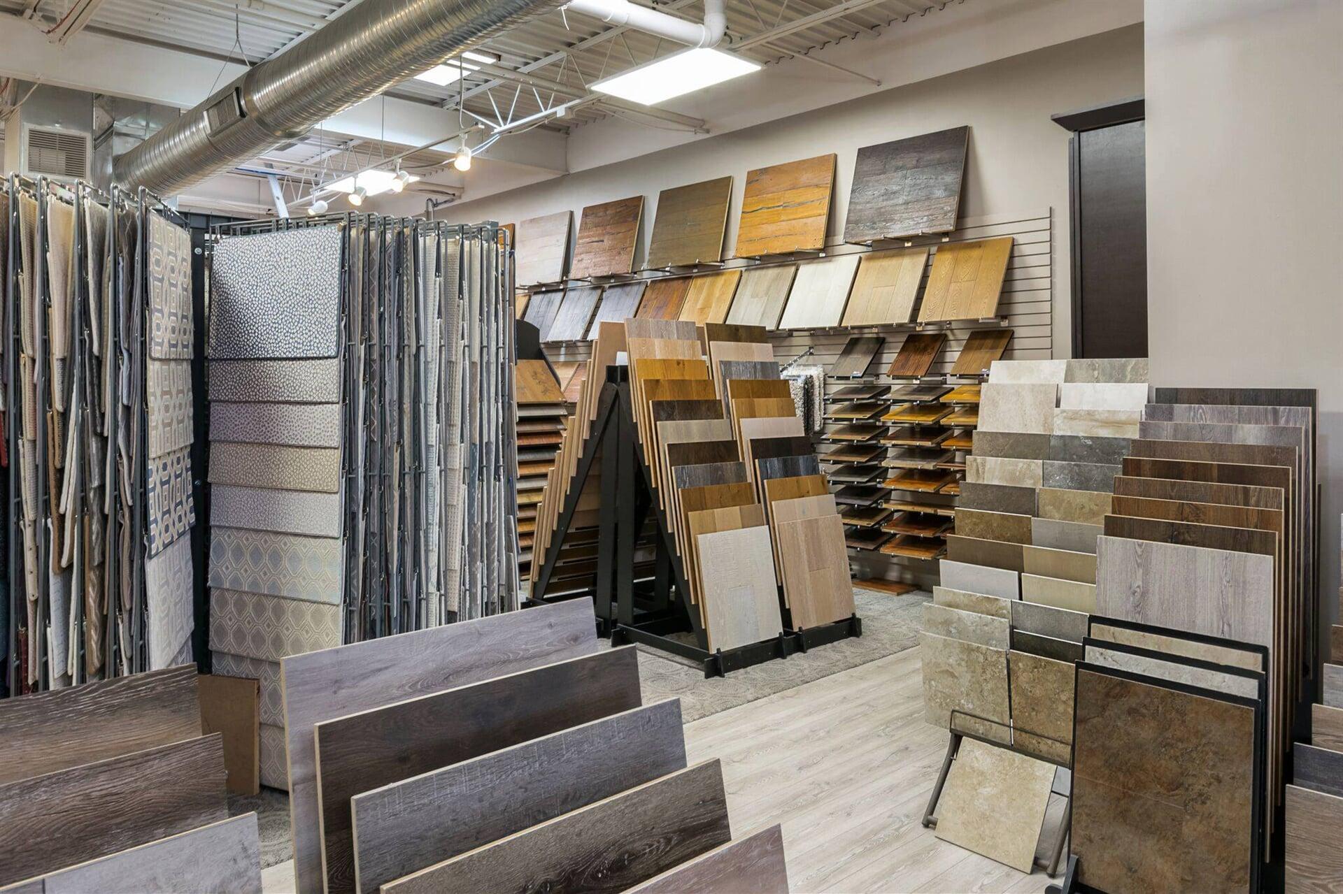 Floor Source showroom in Chesterfield, MO