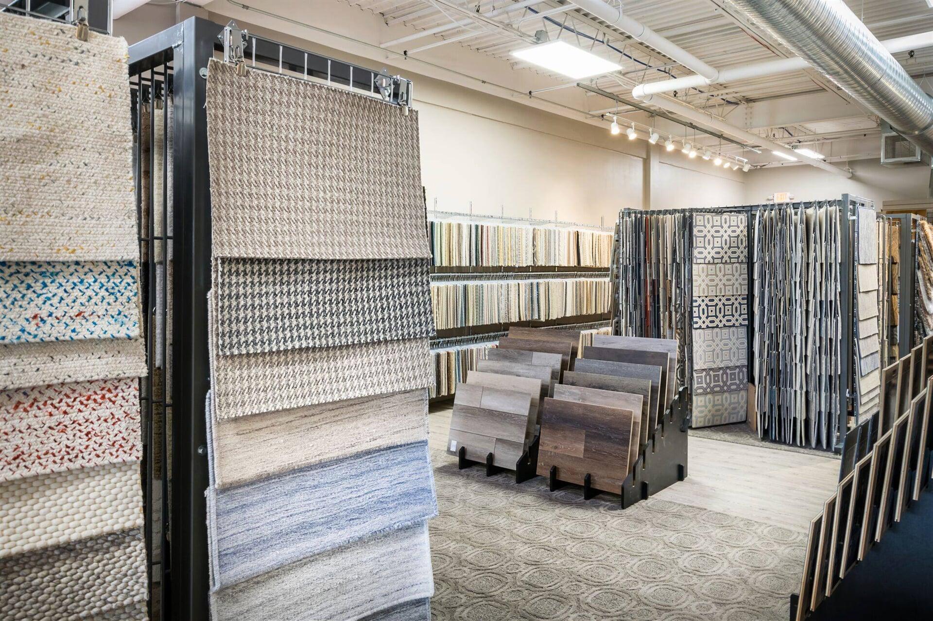 Floor Source showroom in Ladue, MO