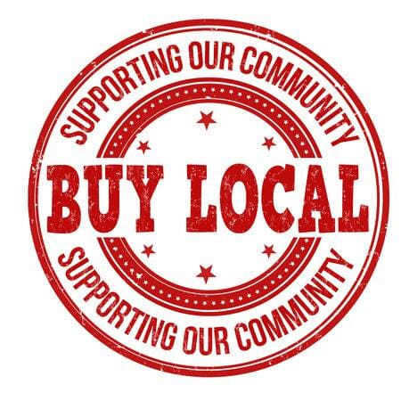 Buy local, supporting our community in Niceville, FL