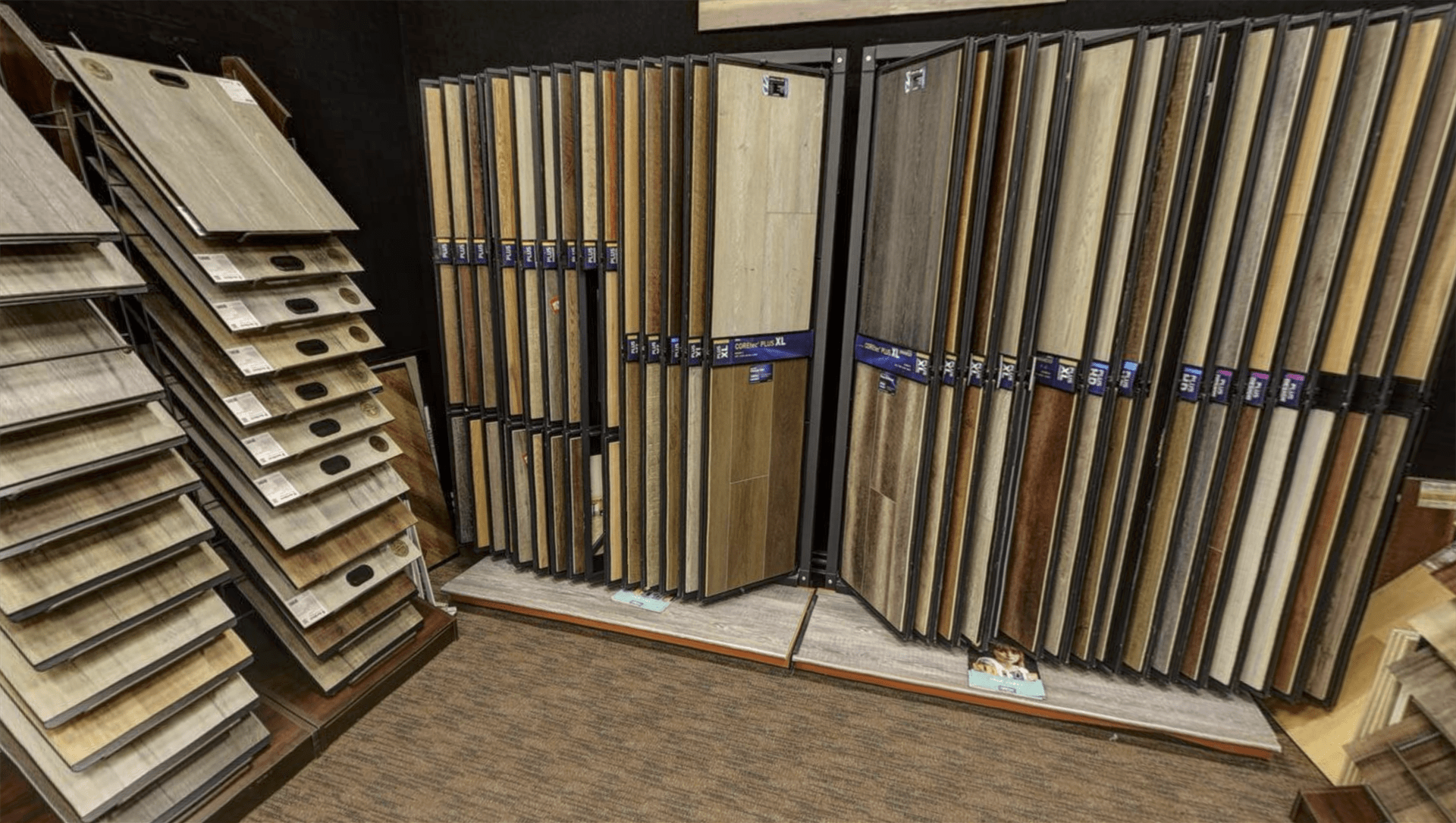 Modern flooring options at Floor Source in Phoenix, AZ