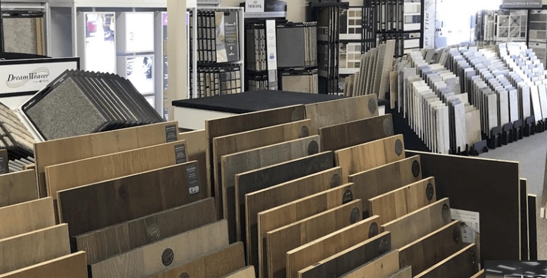 Hard surface flooring options at Floor Source in Scottsdale, AZ