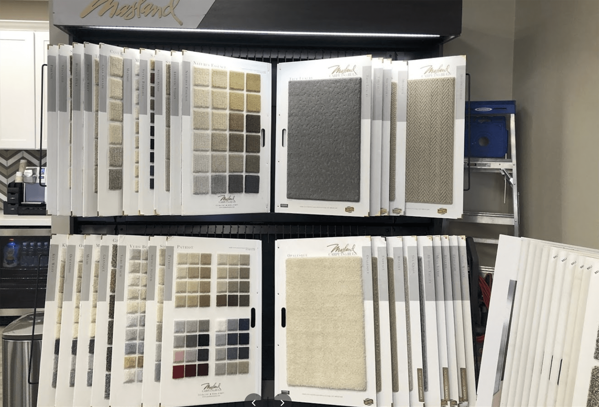 Masland carpets at Floor Source in Scottsdale, AZ