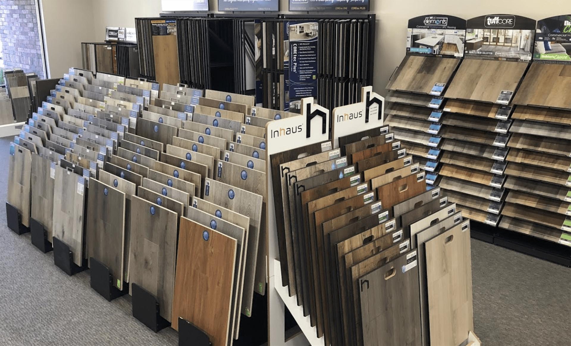 Inhaus flooring at Floor Source in Scottsdale, AZ
