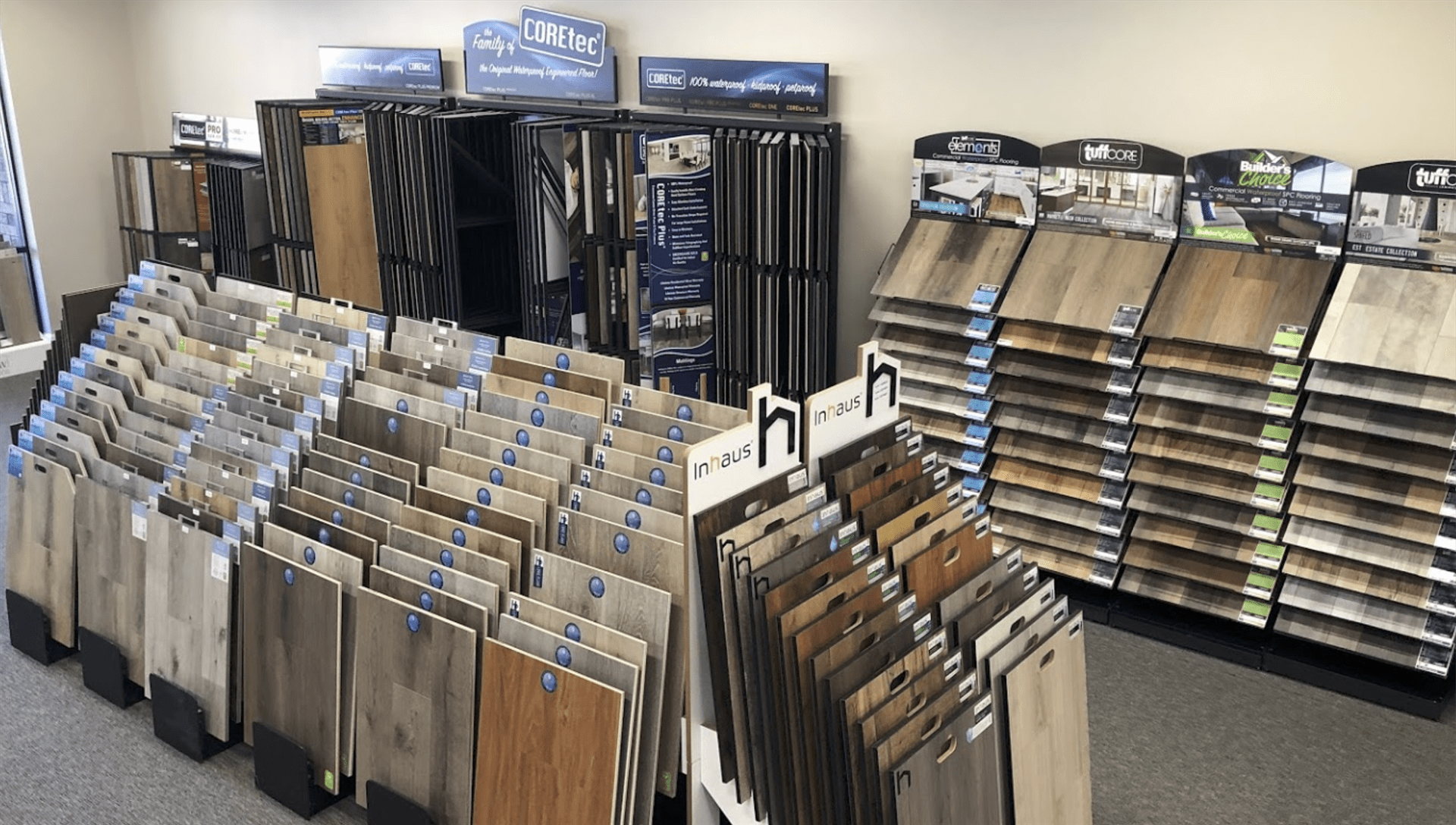 Waterproof flooring options at Floor Source in Scottsdale, AZ
