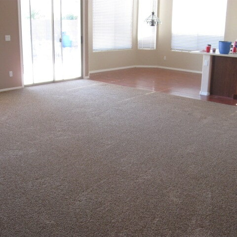 Carpet installation in Gilbert, AZ from Abel Carpet Tile & Wood