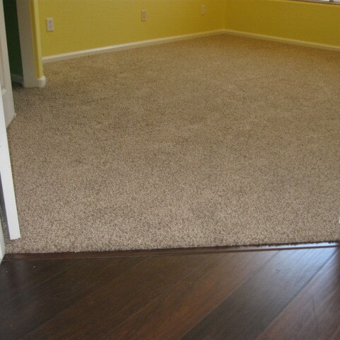 Multi surface flooring installation in Gilbert, AZ from Abel Carpet Tile & Wood