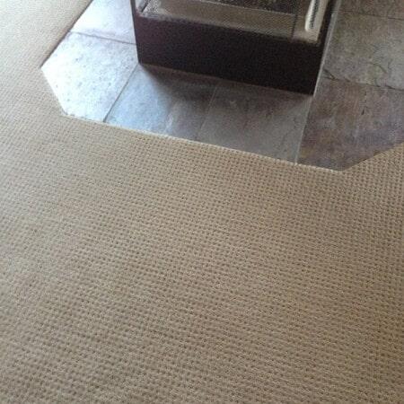 Textured carpet installation in Chandler, AZ from Abel Carpet Tile & Wood
