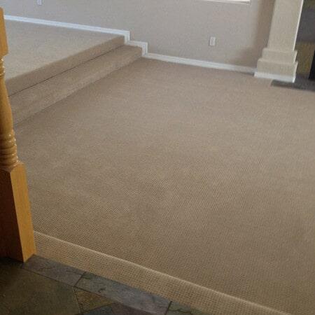 Professionally installed carpet in Gilbert, AZ from Abel Carpet Tile & Wood