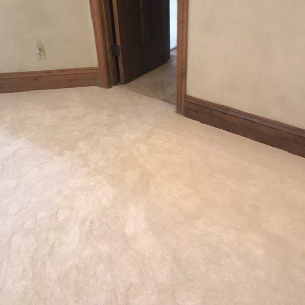 Bedroom carpet installationin Queen Creek, AZ from Abel Carpet Tile & Wood