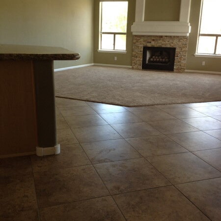 Tile and carpet installation in Queen Creek, AZ from Abel Carpet Tile & Wood
