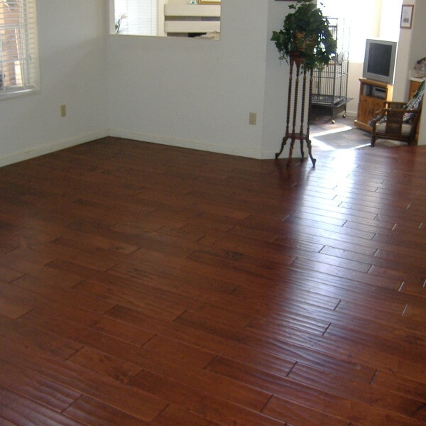 Textured hardwood flooring in Gilbert, AZ from Abel Carpet Tile & Wood