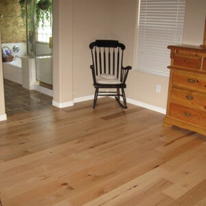 Light hardwood flooring in Tempe, AZ from Abel Carpet Tile & Wood