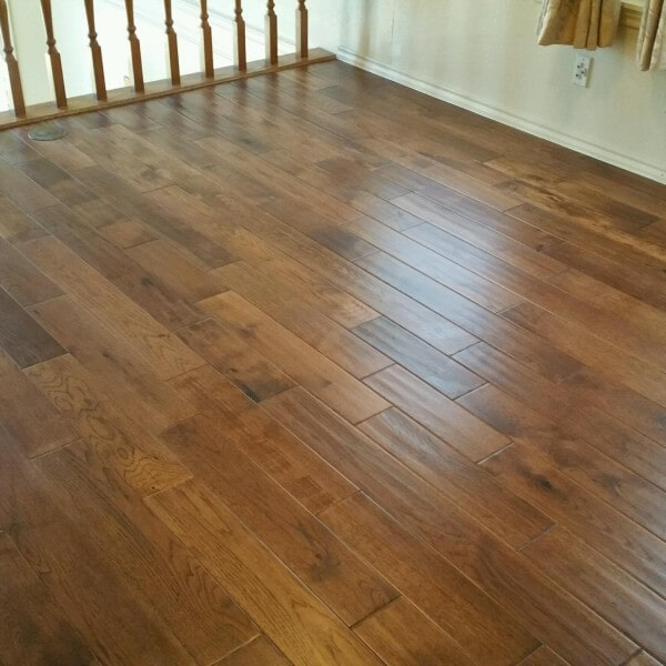 Wood floors installation in Chandler, AZ from Abel Carpet Tile & Wood