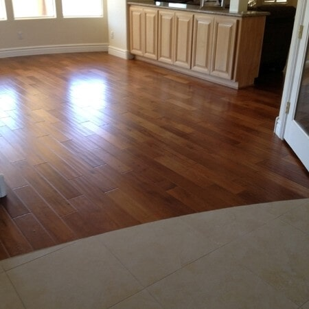 Tile and wood flooring installation in Queen Creek, AZ from Abel Carpet Tile & Wood