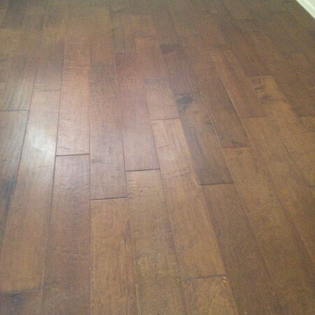 Narrow plank hardwood in Queen Creek, AZ from Abel Carpet Tile & Wood