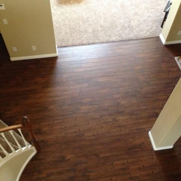 Textured laminate flooring in Gilbert, AZ from Abel Carpet Tile & Wood