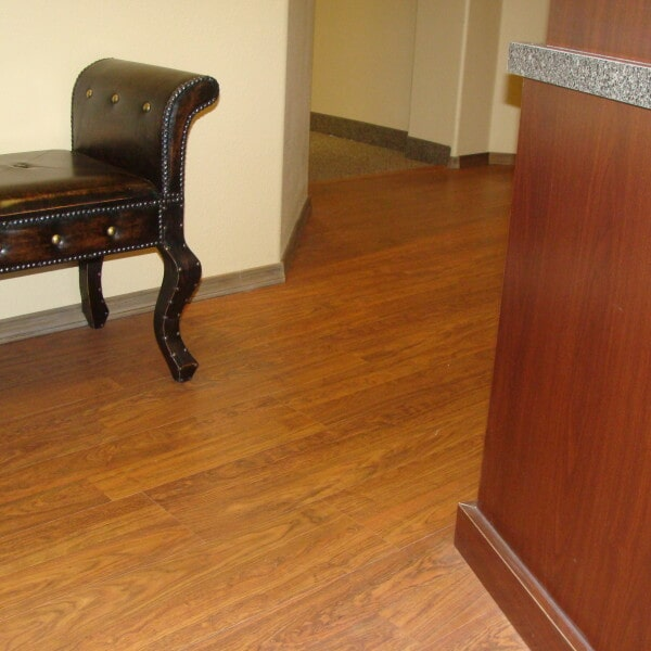 Butterscotch wood laminate in Tempe, AZ from Abel Carpet Tile & Wood