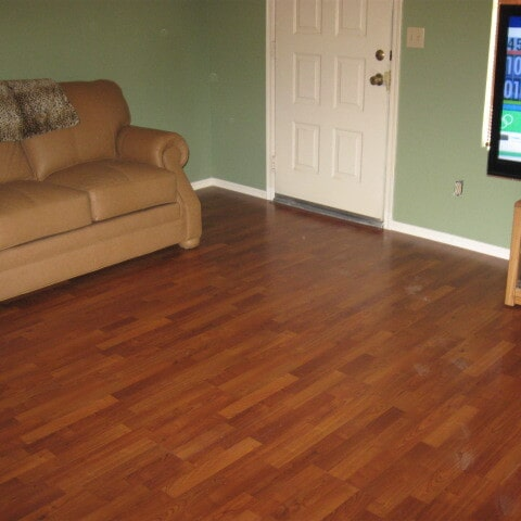 Classic wood look laminate in Chandler, AZ from Abel Carpet Tile & Wood