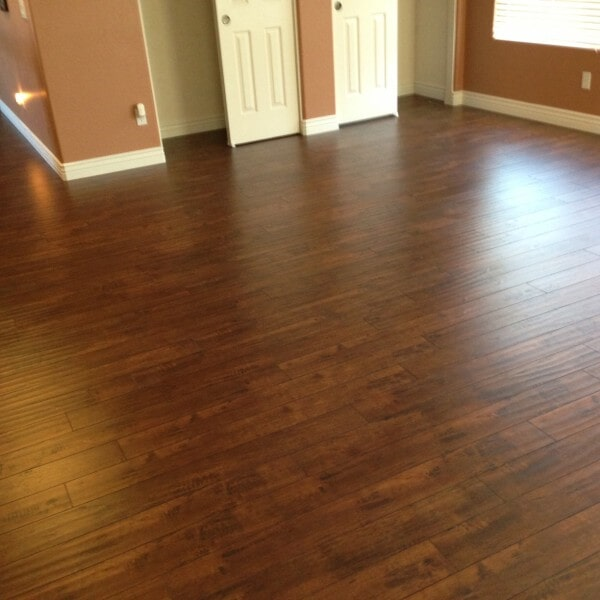 Laminate wood flooring in Tempe, AZ from Abel Carpet Tile & Wood