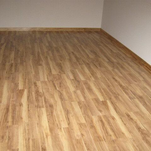 Narrow plank laminate flooring in Tempe, AZ from Abel Carpet Tile & Wood
