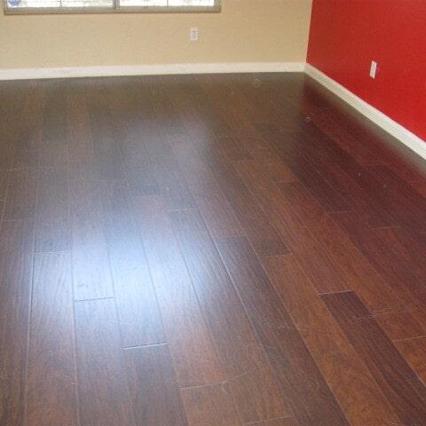 Natural tone laminate flooring in Chandler, AZ from Abel Carpet Tile & Wood
