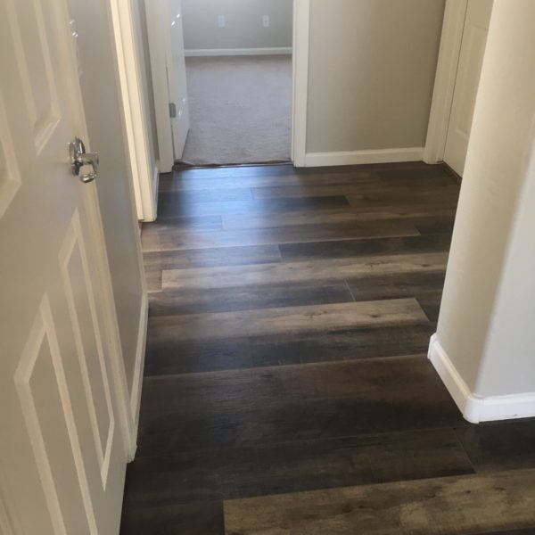 Modern luxury vinyl flooring in Chandler, AZ from Abel Carpet Tile & Wood