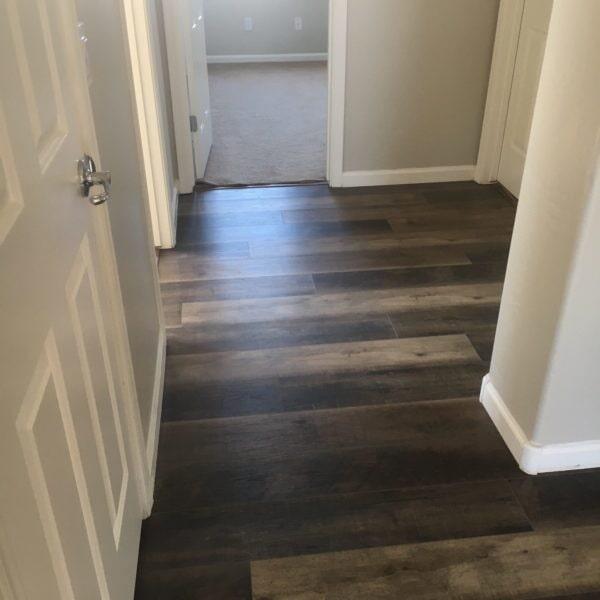 Modern luxury vinyl flooring in Chandler, AZ from Abel Carpet Tile & Wood