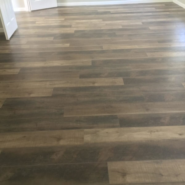 Natural wood look vinyl plank in Queen Creek, AZ from Abel Carpet Tile & Wood