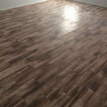 Wood look tile flooring in Chandler, AZ from Abel Carpet Tile & Wood