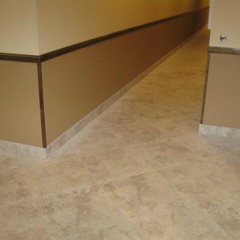 Commercial tile flooring in Gilbert, AZ from Abel Carpet Tile & Wood
