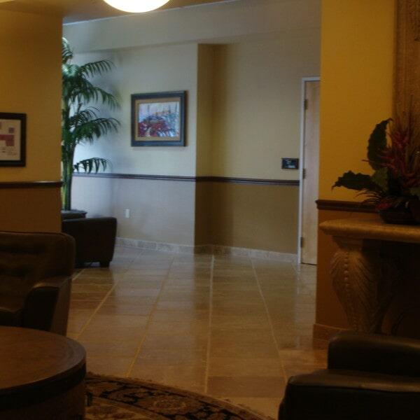 Tile office flooring in Tempe, AZ from Abel Carpet Tile & Wood