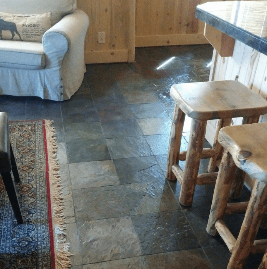 Luxury vinyl tile flooring from Underwood Carpets & Floorcovering in Park City, UT
