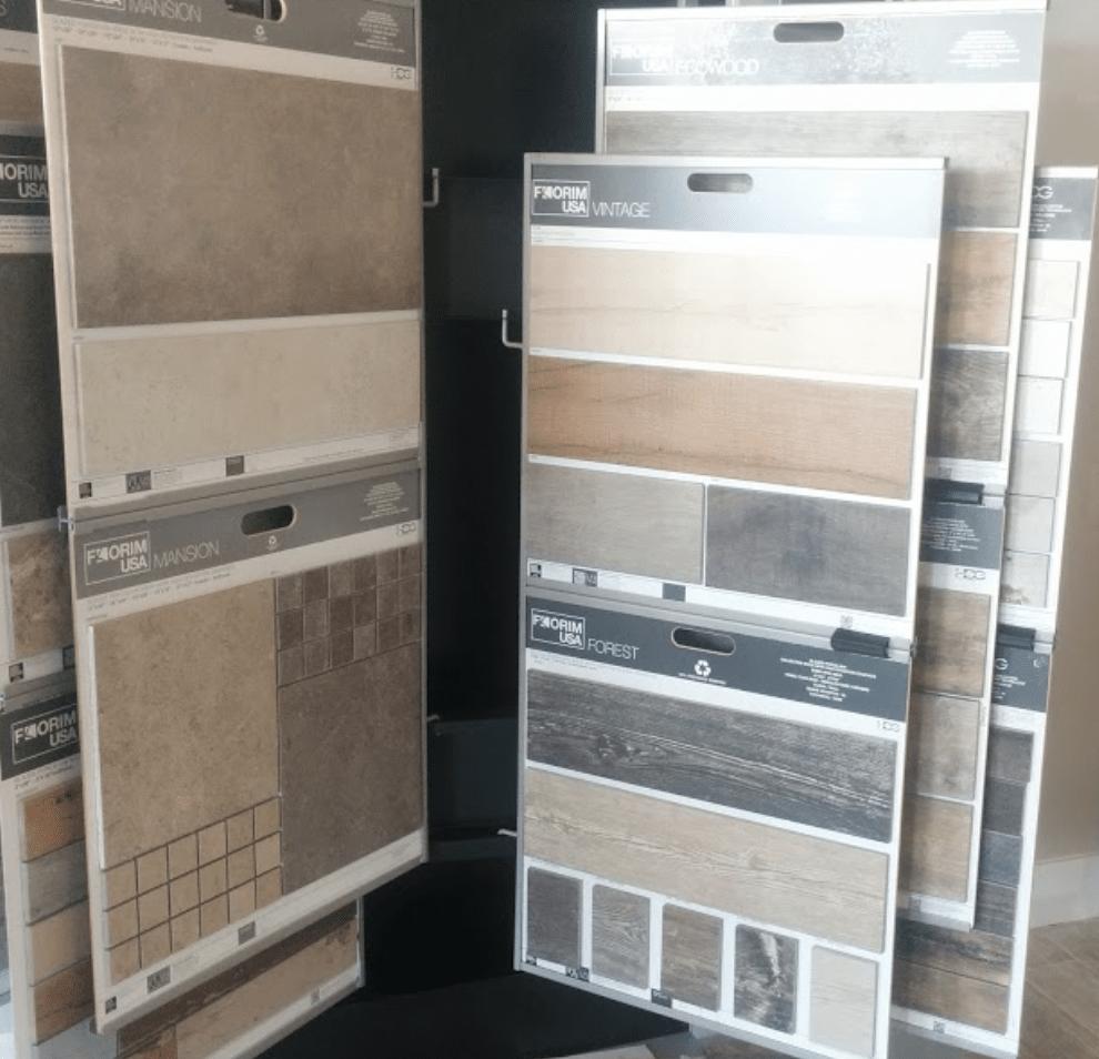 Underwood Carpets & Floorcovering showroom in Draper, UT