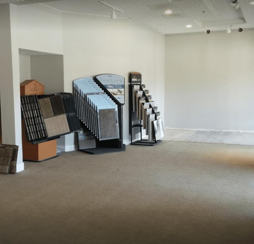 Underwood Carpets & Floorcovering showroom in Salt Lake City, UT
